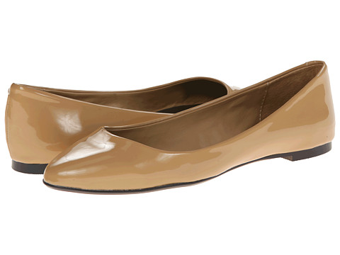 MIA - Amanda (Nude Patent) Women's Flat Shoes