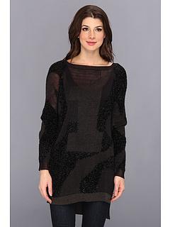 SALE! $164.99 - Save $133 on Diesel M Bindu Sweater (Black) Apparel - 44.63% OFF $298.00