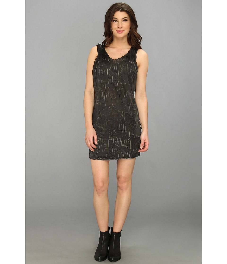 Diesel - D-Likky Dress (Black) Women's Dress