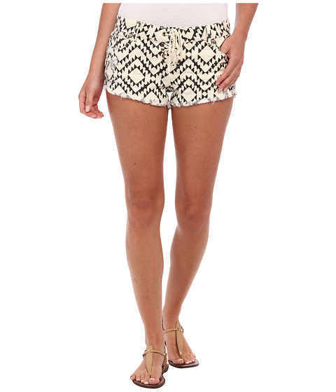Billabong - Lite Hearted Cut Off Short - Athena (White Cap) Women's Shorts