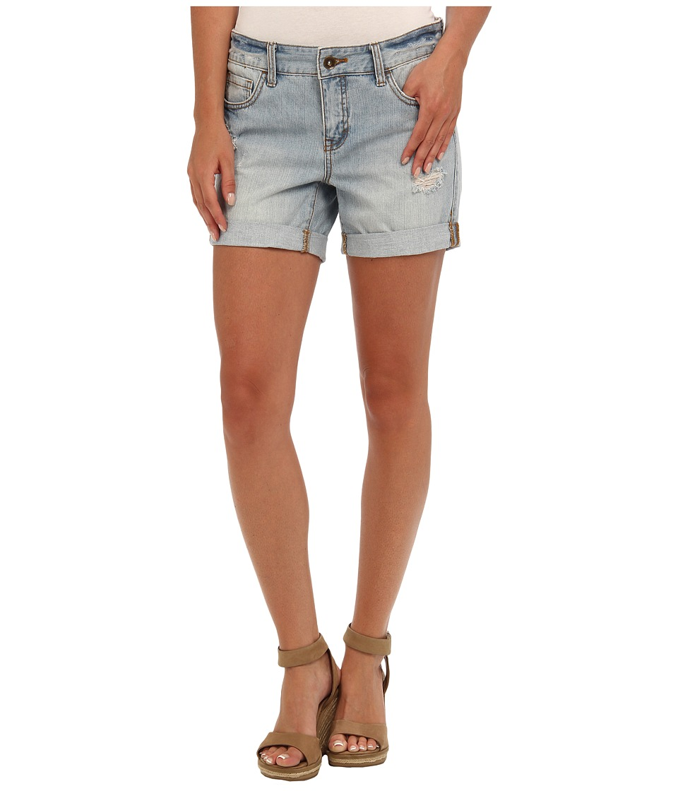 Billabong - Reunion Denim Short (Light Vintage Wash) Women's Shorts