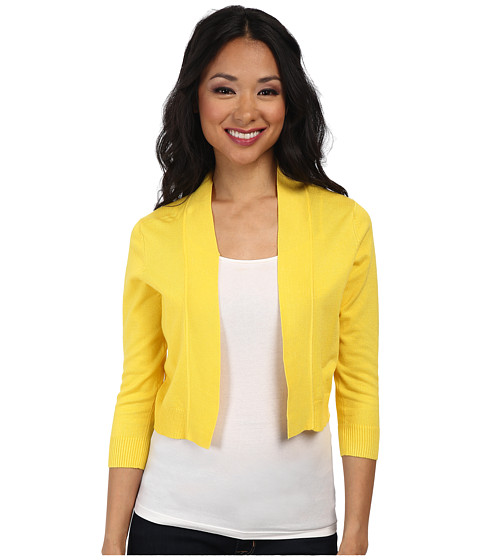 rsvp - Bre Shrug (Yellow) Women's Sweater