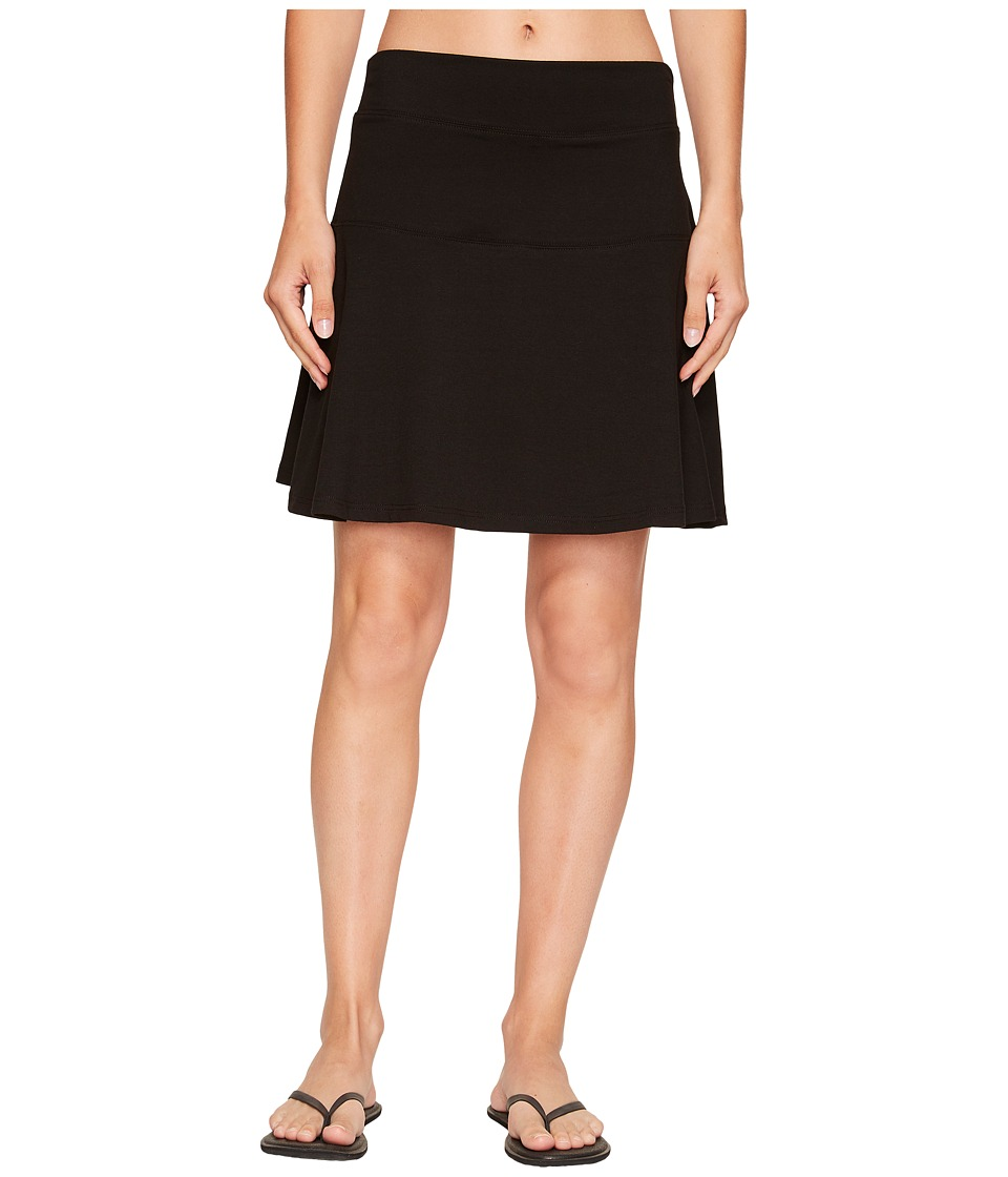 FIG Clothing - Tofino Skirt (Black) Women's Skirt