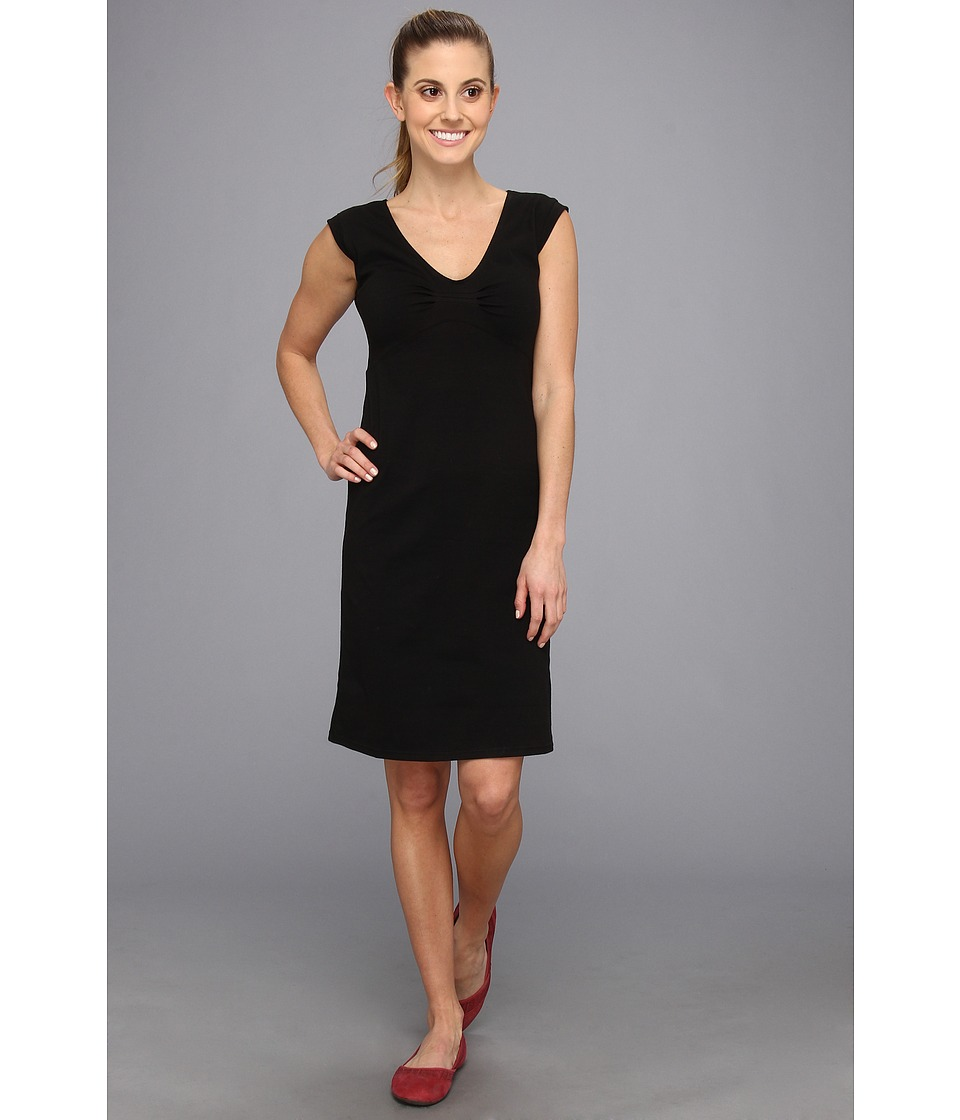FIG Clothing - Kemi Dress (Black) Women's Dress