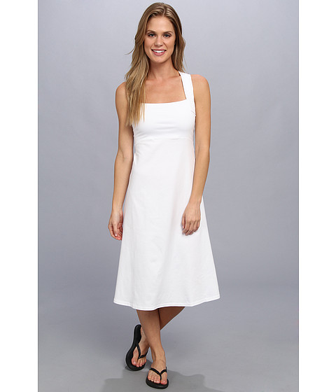 FIG Clothing - Solomon Dress (White) Women's Dress