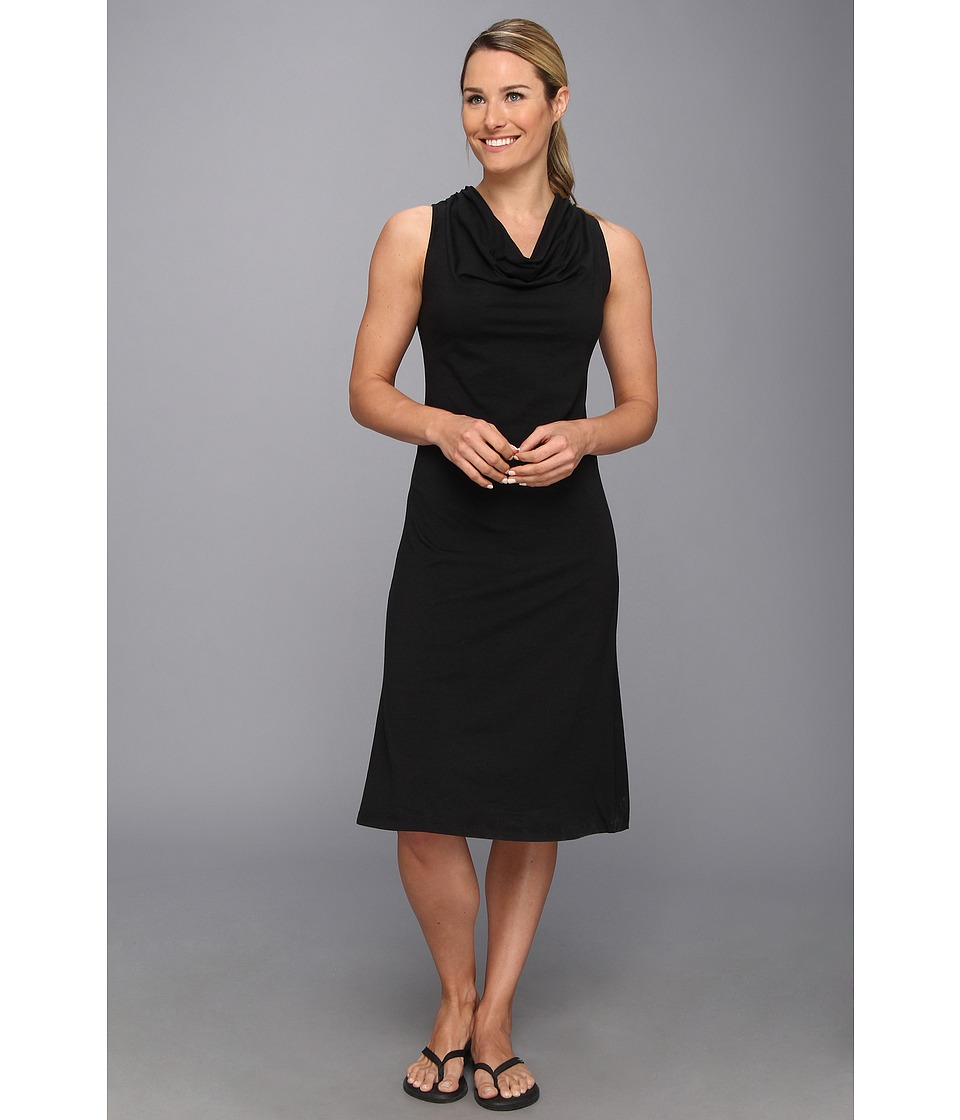 FIG Clothing - Langgur Dress (Black) Women's Dress