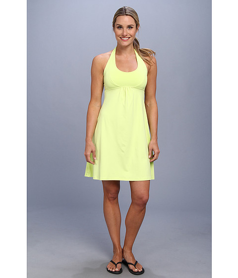 FIG Clothing - Hao Island Dress (Zest) Women's Dress