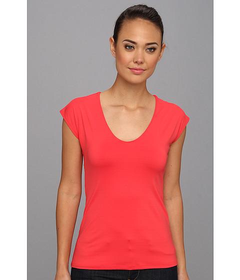 FIG Clothing - Rio De Janeiro Top (Pimento) Women's Short Sleeve Pullover