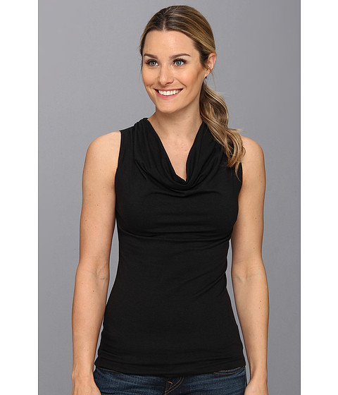 FIG Clothing - Langgur Top (Black) Women's Sleeveless