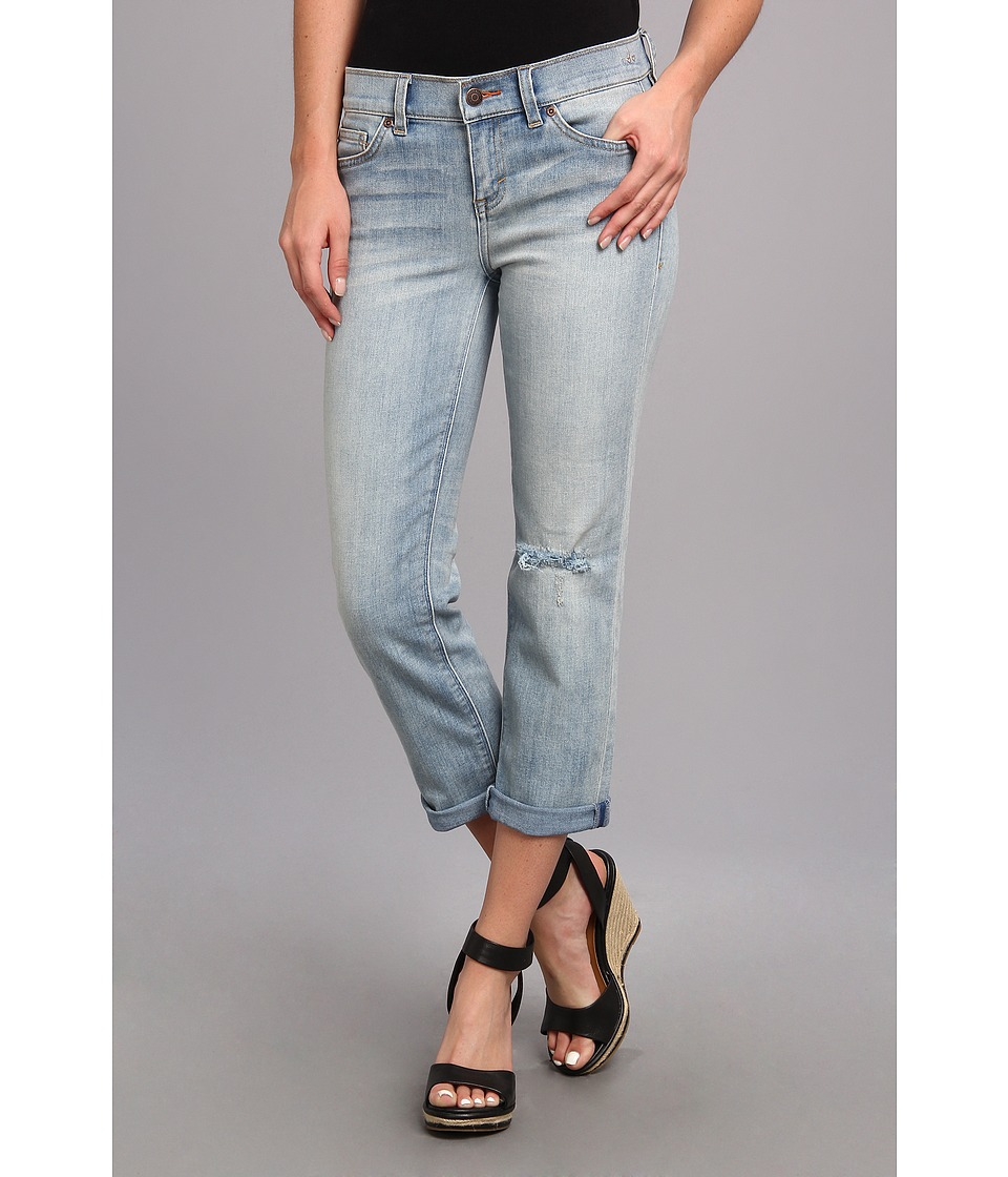 Dittos - Rhonda Mid-Rise Crop in Long Island Sunset (Long Island Sunset) Women's Jeans