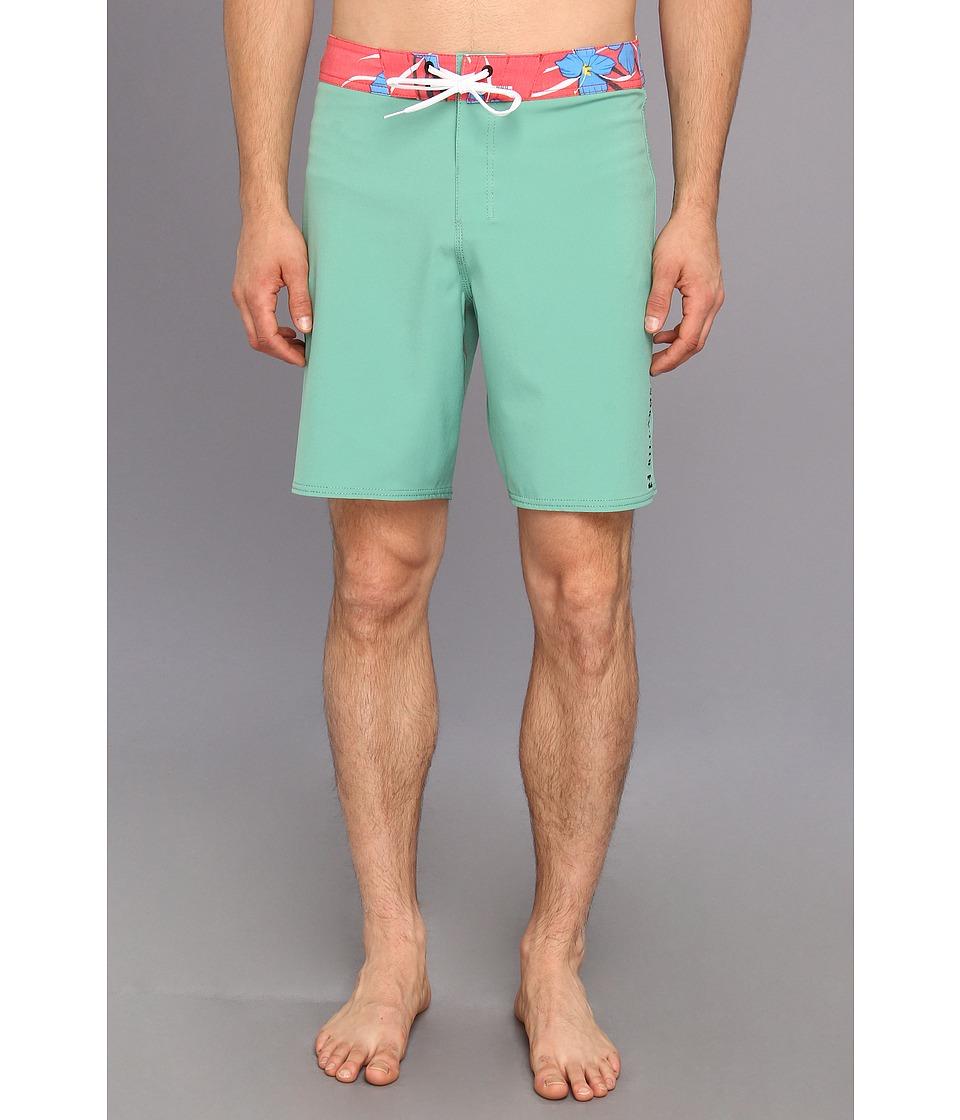 Billabong - Habits Print Boardshort (Jade) Men's Swimwear