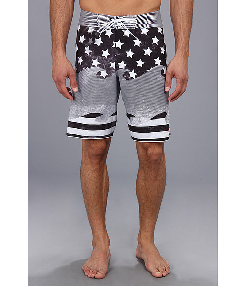 Billabong - Unified Boardshort (Black) Men's Swimwear