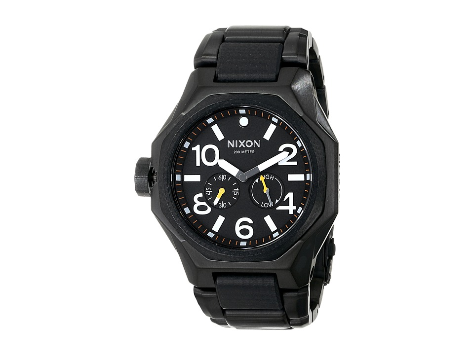Nixon - The Tangent (All Black) Analog Watches