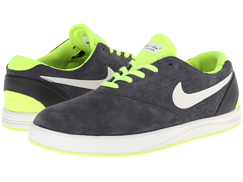 Nike SB - Eric Koston 2 (Anthracite/Volt/Summit White) Men