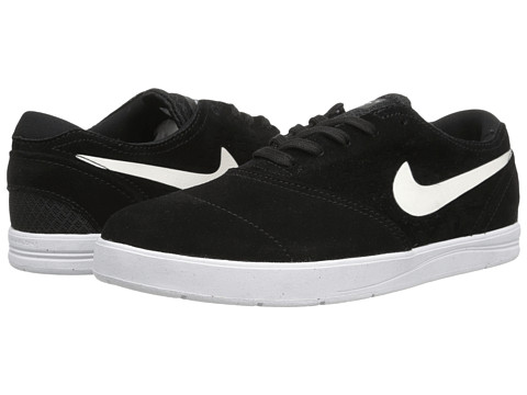 Nike SB - Eric Koston 2 (Black/White) Men's Skate Shoes