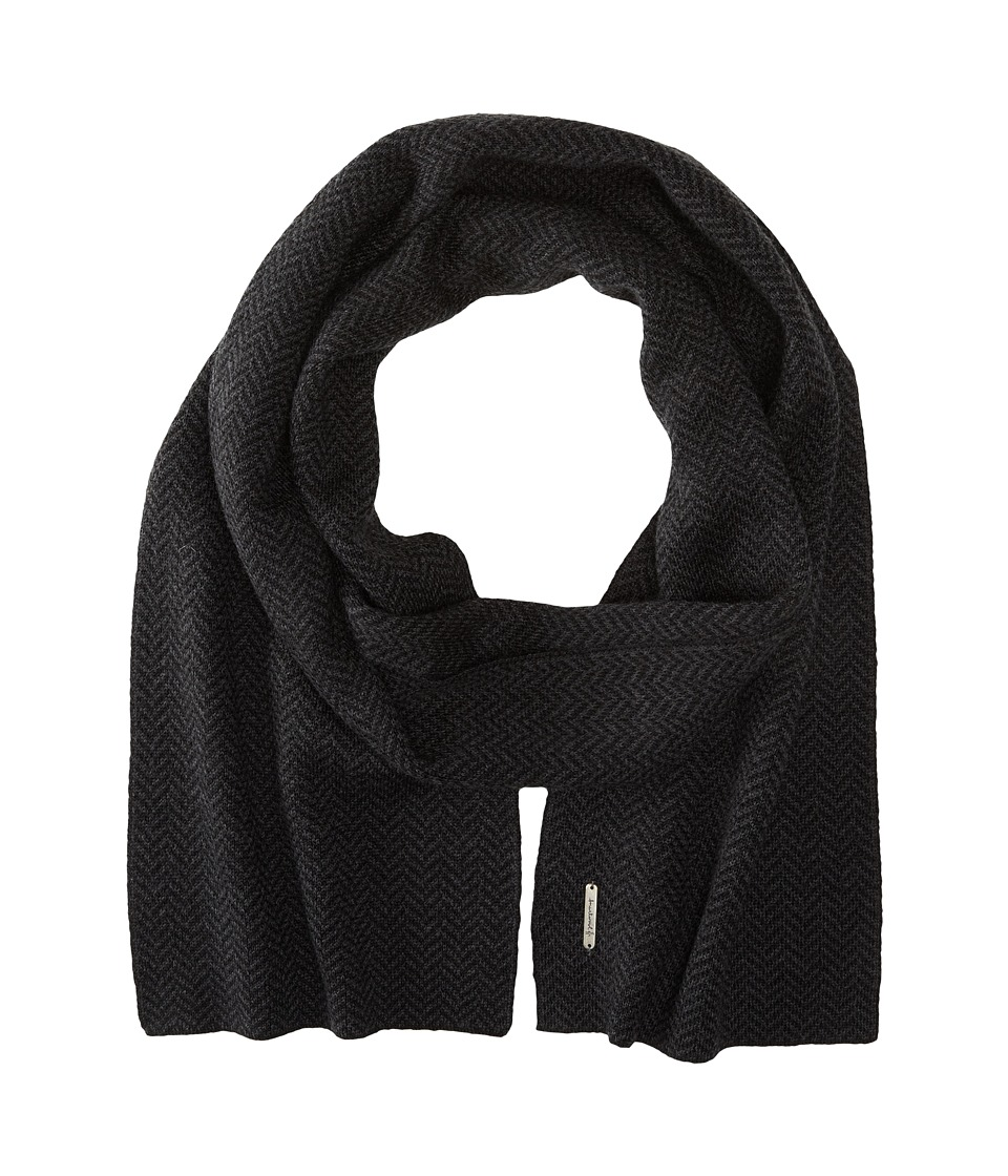 Smartwool - Haberdashery Scarf (Charcoal Heather) Scarves