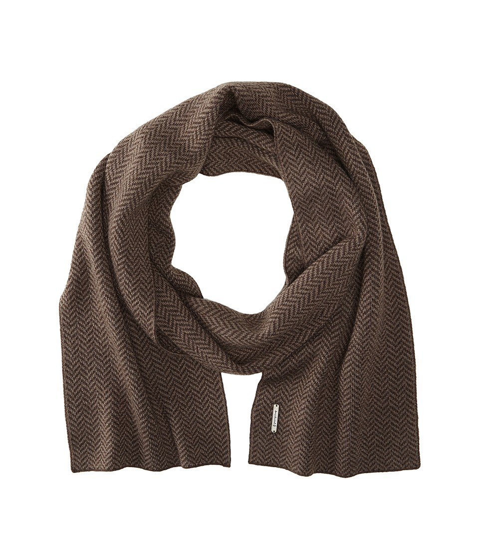 Smartwool - Haberdashery Scarf (Chocolate Heather) Scarves
