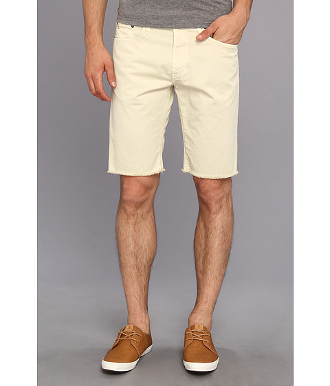Big Star - Division Cut Off Short in Ecru (Ecru) Men's Shorts