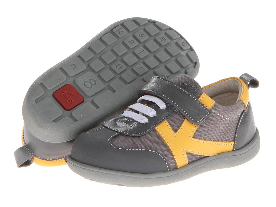 See Kai Run Kids Leonardo Boys Shoes (Gray) on PopScreen 0597a15f9