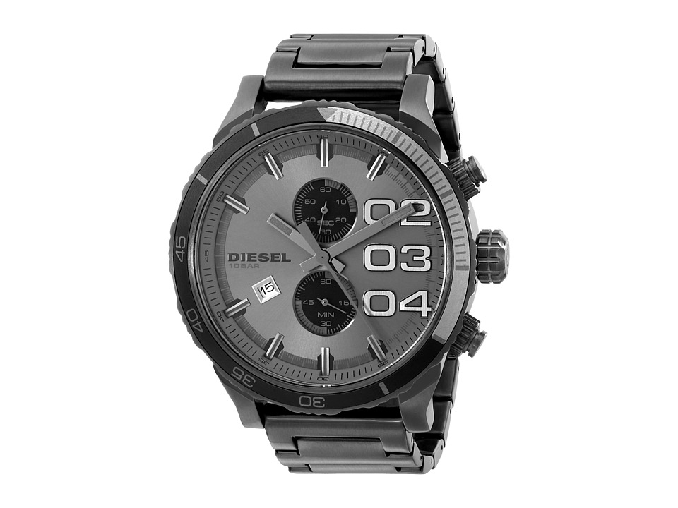 Diesel - DZ4314 (Black) Watches