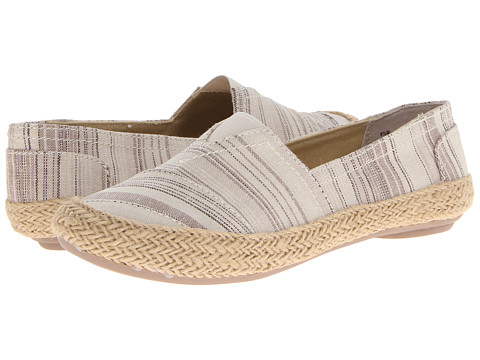 Cloud 9 - Fresh Air (Light Nature Combo Canvas) Women's Slip on Shoes