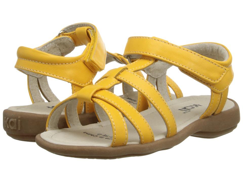 See Kai Run Kids - Harper (Toddler/Little Kid) (Yellow) Girls Shoes