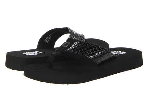 Yellow Box - Sammi (Black) Women's Sandals