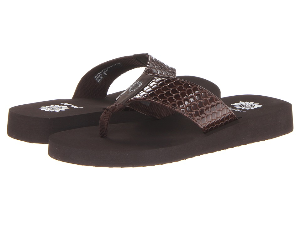 Yellow Box - Sammi (Brown) Women's Sandals