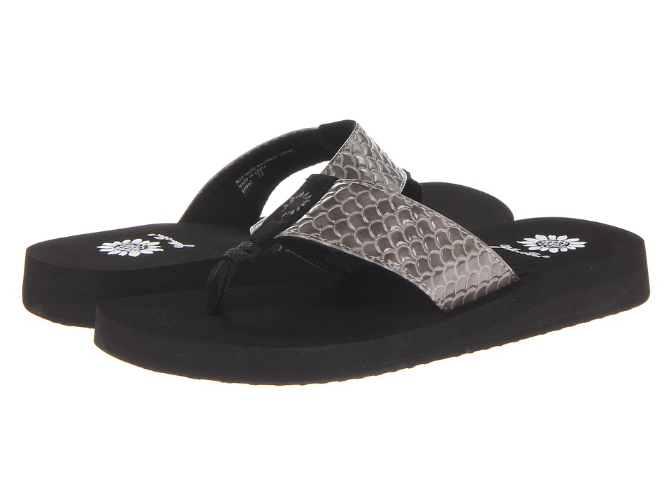 Yellow Box - Sammi (Grey) Women's Sandals
