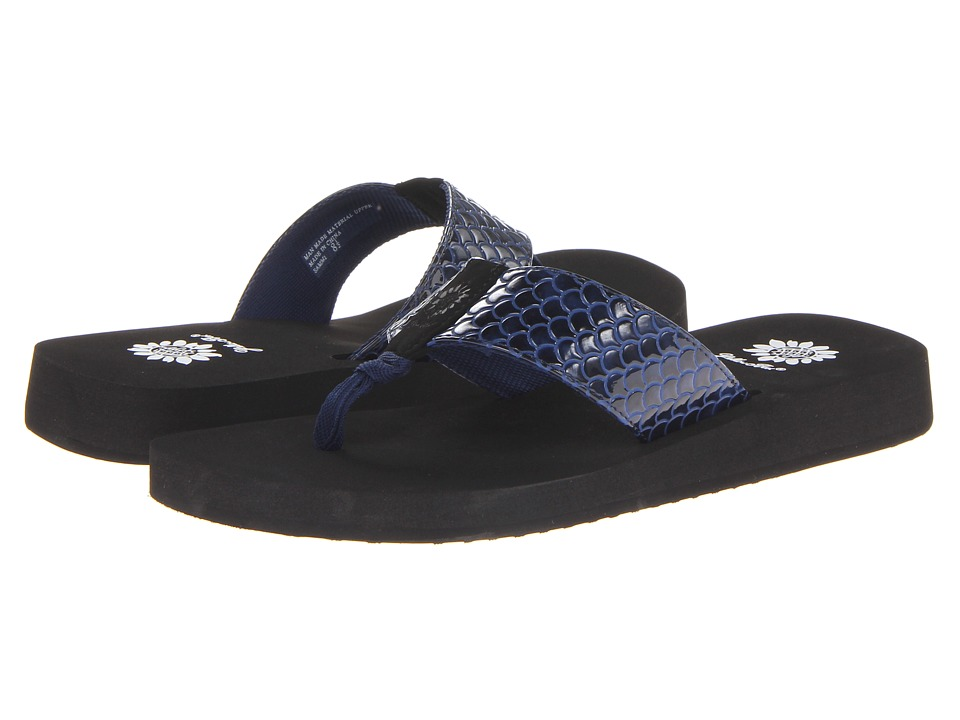 Yellow Box - Sammi (Navy) Women's Sandals