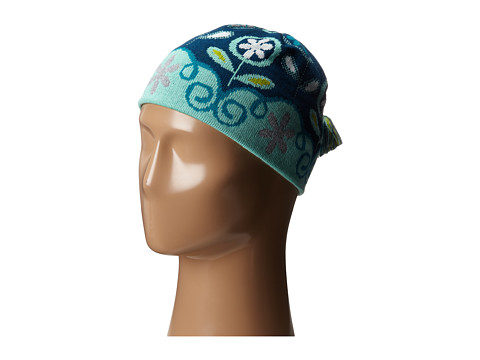 Smartwool - Girls' Wintersport Flower Patch Hat (Mint) Beanies