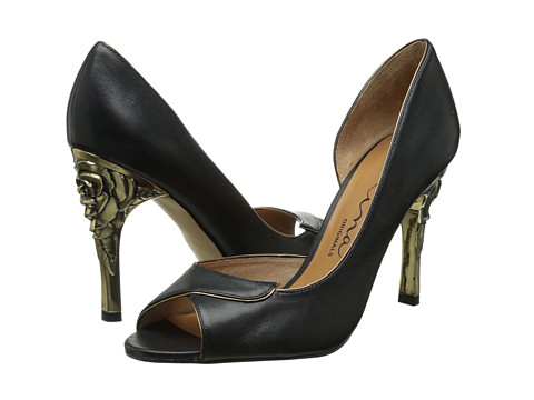 Nina Originals - Selma (Black Nappa Leather) High Heels