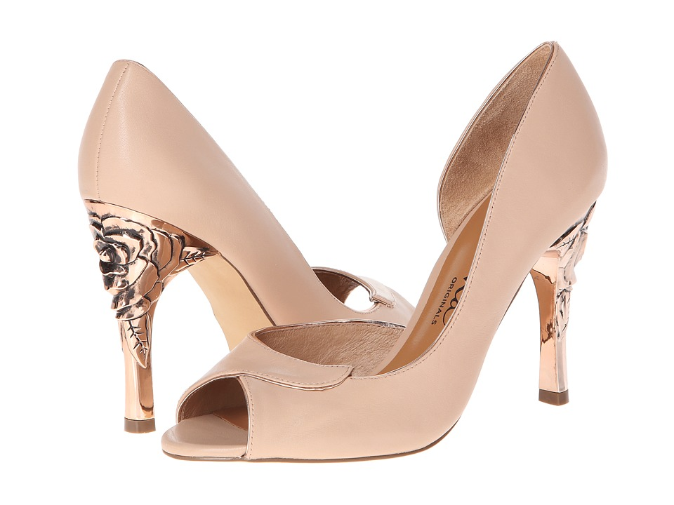 Nina Originals - Selma (Nude Nappa) High Heels