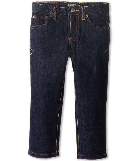 Lucky Brand Kids - Fairfax Cooper Slim (Toddler) (Rinse Indigo) Boy's Jeans