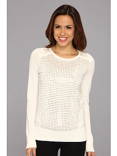 SALE! $39.99 - Save $60 on Calvin Klein Heatfix Sweater (Birch) Apparel - 59.81% OFF $99.50