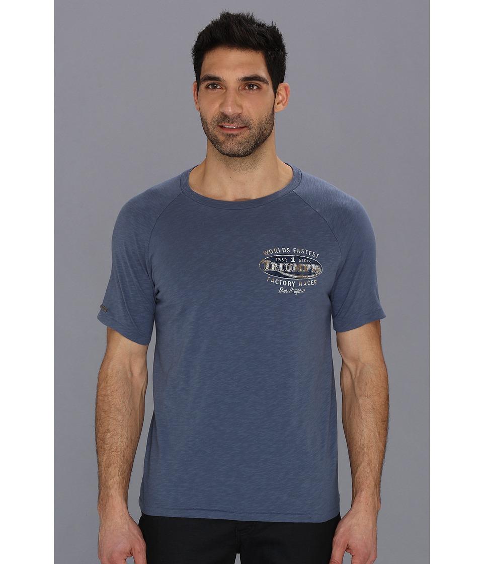 Lucky Brand TR5R 650 Tee Mens T Shirt (Black)