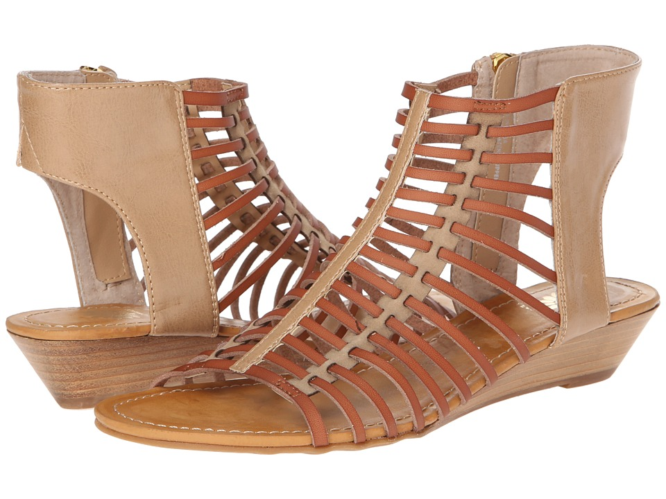 Yellow Box - Taissa (Tan) Women's Sandals