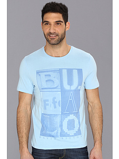SALE! $14.99 - Save $10 on Buffalo David Bitton N Ibam T Shirt (Haze) Apparel - 40.04% OFF $25.00