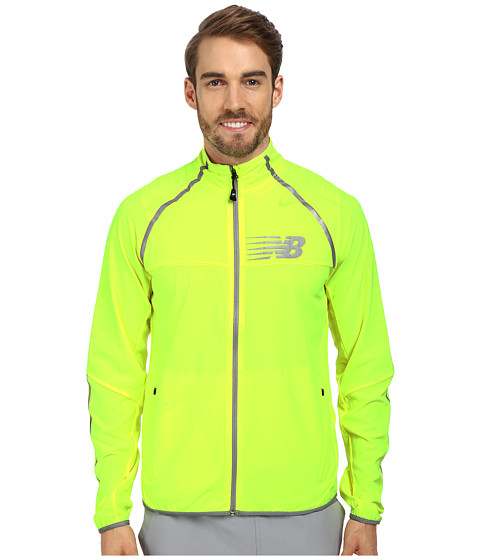 100% authentic 7744c b712f UPC 888098386172 - New Balance Men's Beacon Jacket, Hilite ...