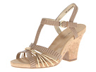 Bandolino Bellwind (Sand) Women's Wedge Shoes