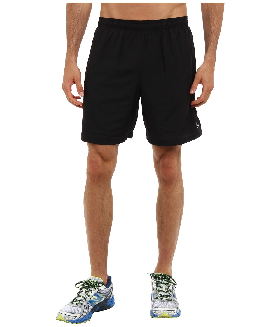 New Balance - Go 2 7 Short (Black/Black) Men's Shorts