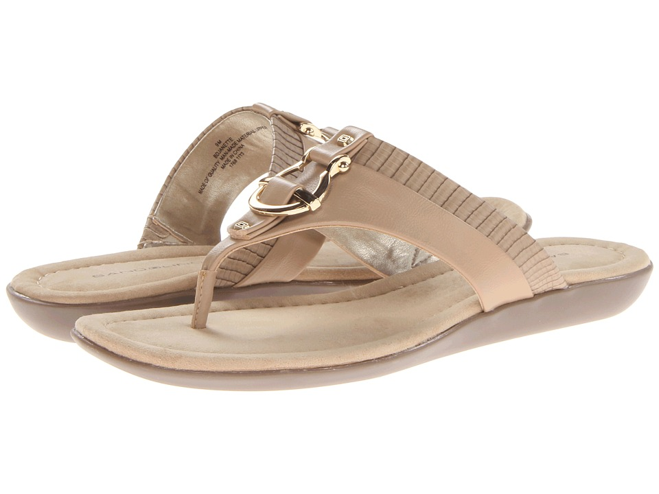 Bandolino - Janette (Natural Synthetic) Women's Sandals