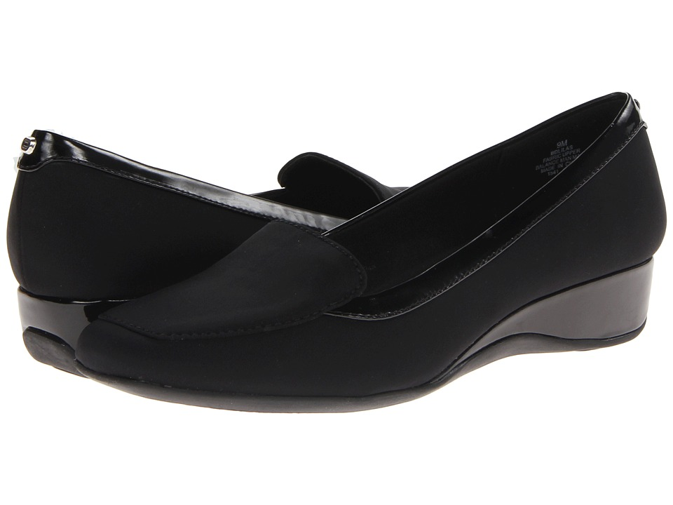 Bandolino - Lilas (Black Fabric) Women's Shoes