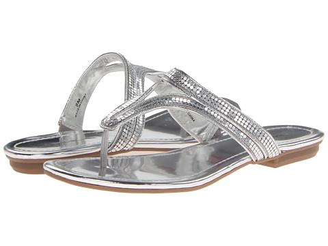 Bandolino - Ronan (Grey Synthetic) Women's Sandals