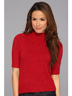 SALE! $49.99 - Save $98 on BCBGMAXAZRIA Lucinda Cropped Top (New Red) Apparel - 66.22% OFF $148.00