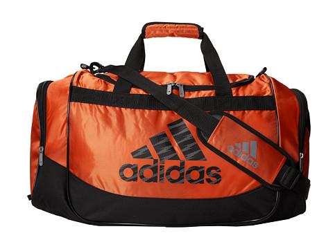 UPC 716106706684 product image for adidas - Defender Duffel Medium (Bold  Orange/Grey/