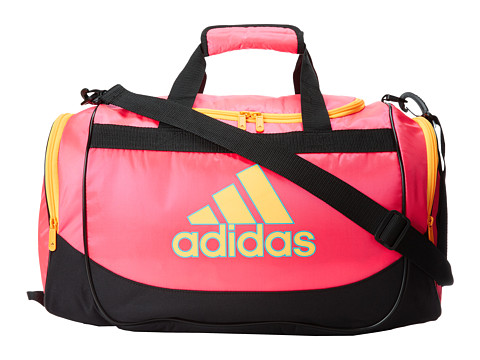 UPC 716106706813 product image for adidas Defender Duffel Bag, 11 3/4 x 20