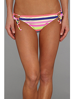 SALE! $16.99 - Save $19 on Bikini Lab Raquel Hipster Pant (Multi) Apparel - 52.81% OFF $36.00