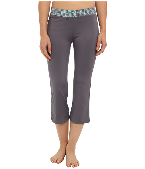 Tail Activewear - Mantra Capri (Earl Grey) Women's Capri
