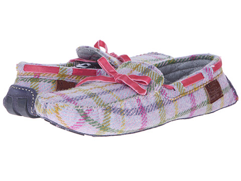 Bedroom Athletics - Victoria (Lilac Pink Check) Women's Slippers